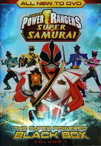 Power Rangers: The Super Powered Black Box