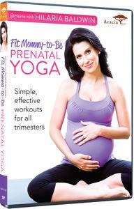 Hilaria Baldwin: Prenatal Yoga