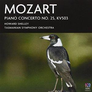 Mozart: Pno Cto No 25