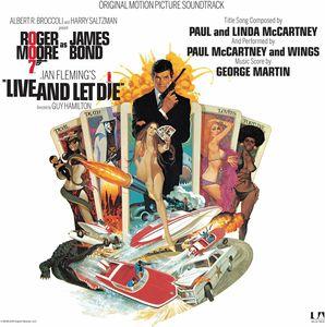 Live & Let Die (Original Soundtrack)