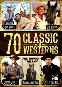 70-Classic Western Stories