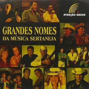 Grandes Nomes Da Musica Sertaneja /  Various [Import]
