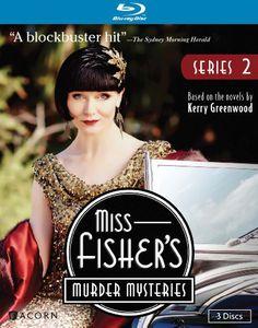 Miss Fisher's Murder Mysteries: Series 2