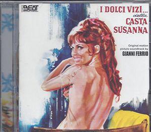 I Dolci Vizi Della Casta Susanna (Original Soundtrack) [Import]