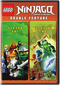 Lego: Ninjago: Masters of Spinjitzu Double Feature: Seasons One & Two