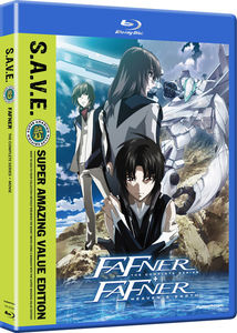 Fafner: Complete Series and Movie - S.A.V.E.
