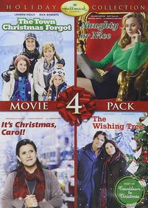 Hallmark Channel Holiday Collection: 4 Movie Pack #3