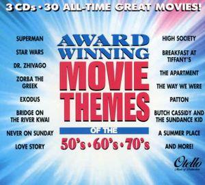 Award Winning Movie Themes