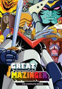 Great Mazinger: Complete Series