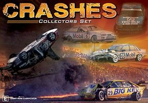 Classic Aussie Motorsport Crashes Collector's Set [Import]