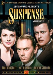 Studio One Presents Suspense: Volume 2