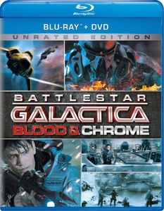 Battlestar Galactica: Blood & Chrome , Luke Pasqualino