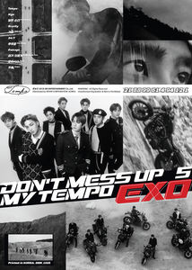 EXO The 5th Album 'DON'T MESS UP MY TEMPO' (Allegro Ver.) , Exo