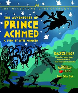 The Adventures of Prince Achmed , Carl Koch