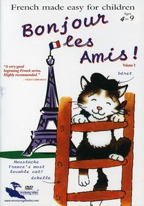 Bonjour Les Amis!: Volume 2