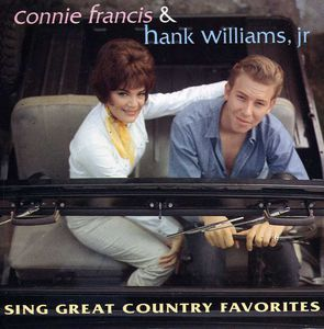 Sing Great Country Favorites , Connie Francis