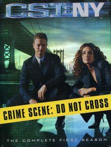 CSI NY: The First Season