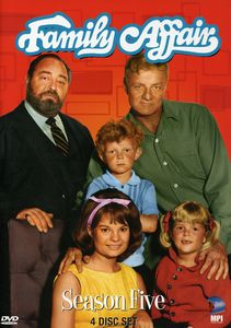 Family Affair: Season Five
