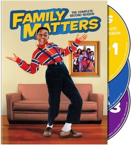 Family Matters: The Complete Second Season