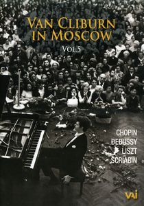 Van Cliburn in Moscow 5