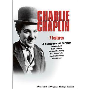 Charlie Chaplin: Volume 7
