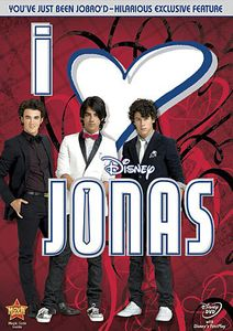 Jonas, Vol. 2: I Heart Jonas [Full Frame] [O-Sleeve]