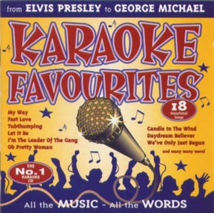 Karaoke Favourites /  Various [Import]