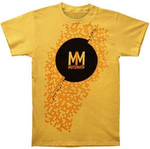Breakthrough Slim Fit T-Shirt Mustard - XXL