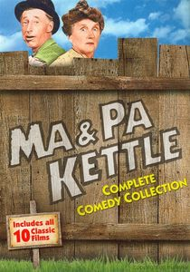 Ma and Pa Kettle: Complete Comedy Collection