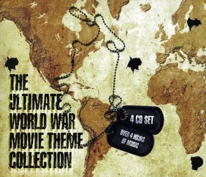 Ultimate World War Movie Collection [Import]
