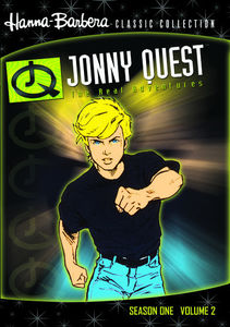 Jonny Quest: The Real Adventures Season One Volume Two , J.D. Roth