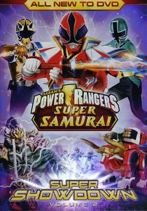 Power Rangers Super Samurai: Super Showdown: Volume 2