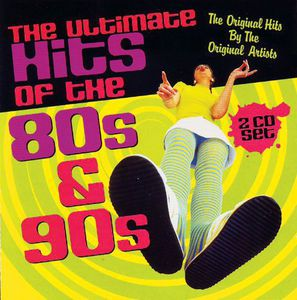 Top Hits of 80's: Groovin Hits /  Various