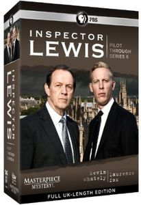Inspector Lewis: Pilot Through Series 6 (Masterpiece)