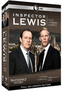 Inspector Lewis: Pilot Through Series 6 (Masterpiece)