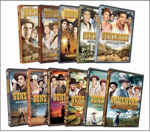 Gunsmoke: Seasons 6 - 10 Pack