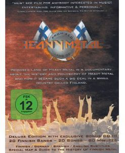 Promised Land of Heavy Metal /  Various [Import]