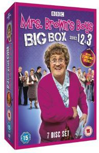 Mrs Brown's Boys Big Box [Import]
