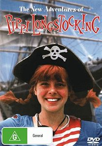The New Adventures of Pippi Longstocking [Import]