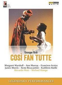 Cosi Fan Tutte - Salzburger Festspiele 1983