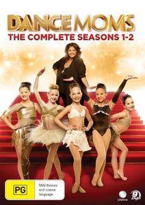 Dance Moms: Season 1 & 2 [Import]