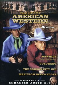 The Great American Western: Volume 27