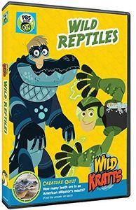 Wild Kratts: Wild Reptiles