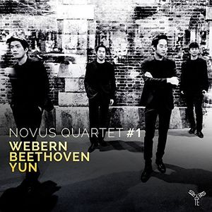 String Quartets By Webern, Beethoven And Yun