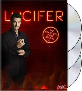 Lucifer: The Complete First Season , Lauren German