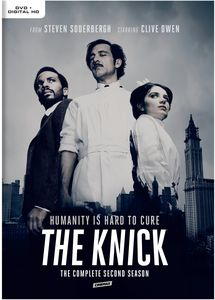 The Knick: The Complete Second Season