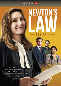 Newton's Law: Season 1 , Claudia Karvan