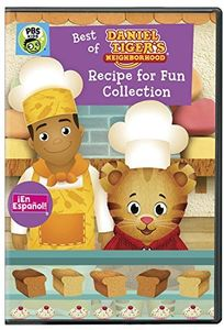 Daniel Tiger's Neighborhood: Best of Daniel Tiger's Neighborhood - Recipe for Fun Collection