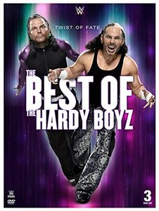WWE: Twist Of Fate - The Best Of The Hardy Boyz