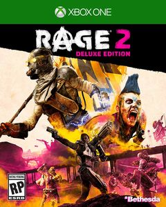 Rage 2 - Deluxe Edition for Xbox One